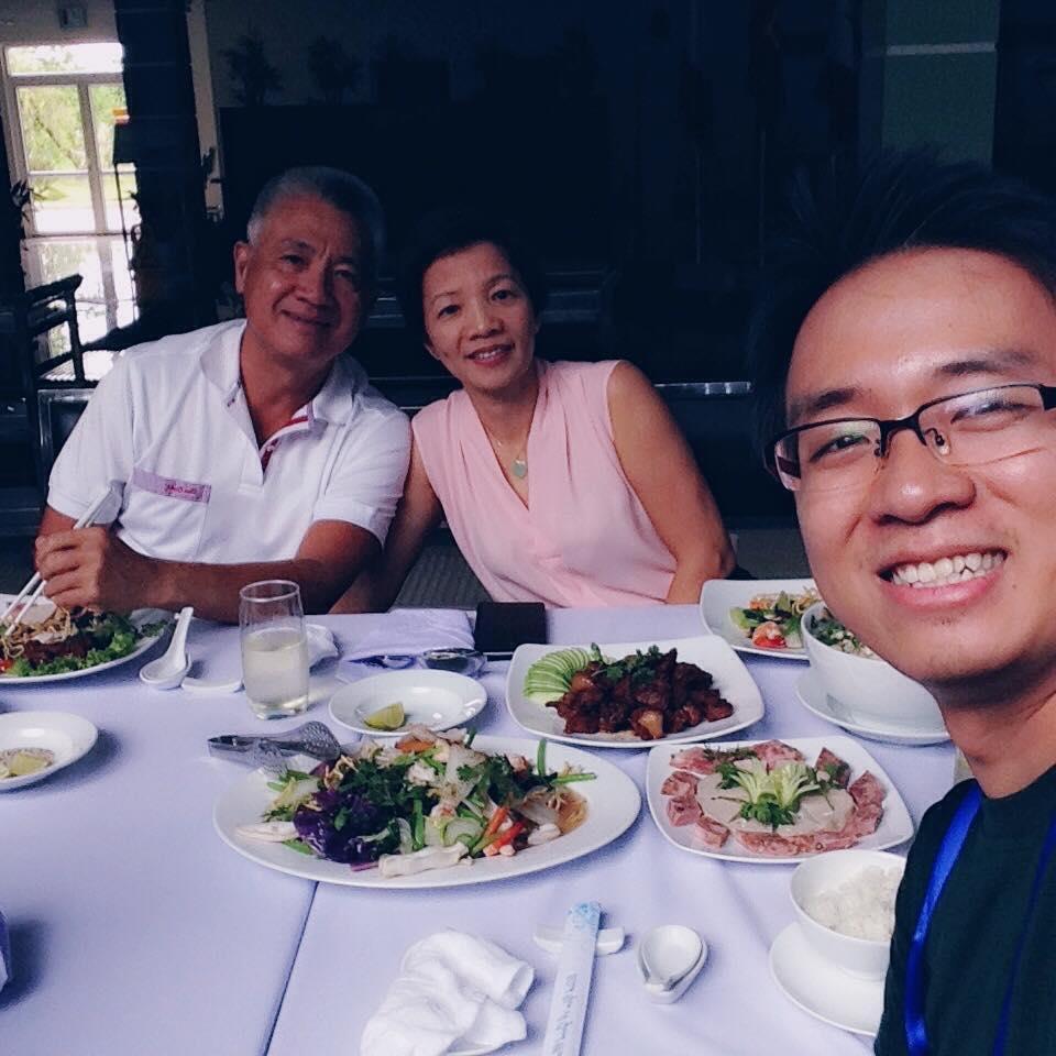 Ta Minh Tuan va My Lan