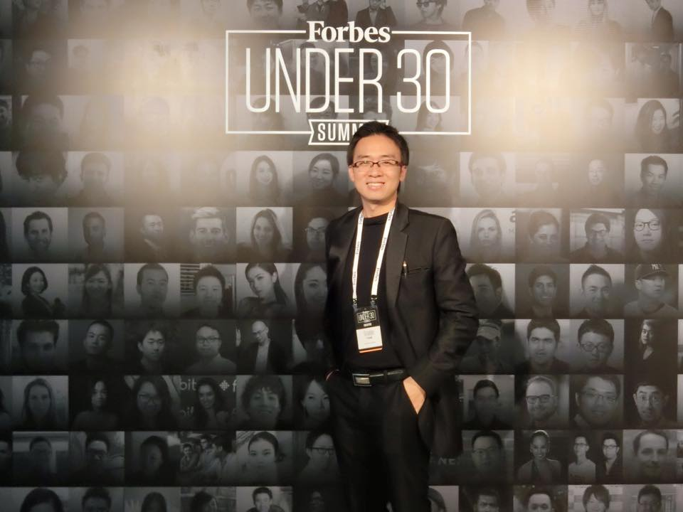 Ta Minh Tuan Forbes 30 under 30 Asia
