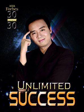 CEO Ta Minh Tuan Forbes Asia 30 under 30 Chau A
